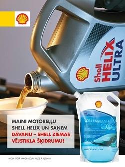 Shell akcija