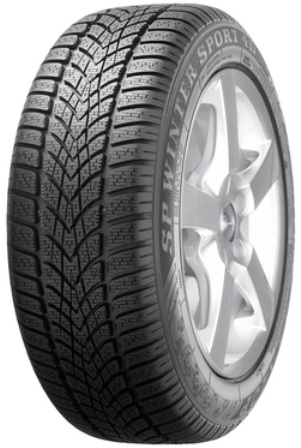 225/50/17 DUNLOP SP Winter Sport 4D 94H
