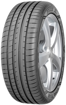 235/50/18 GOODYEAR Eagle F1 Asymmetric 3 Suv 97V