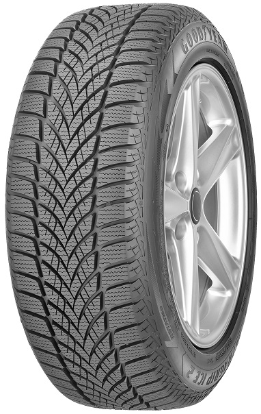 195/55/15 GOODYEAR Ultra Grip Ice 2 85T