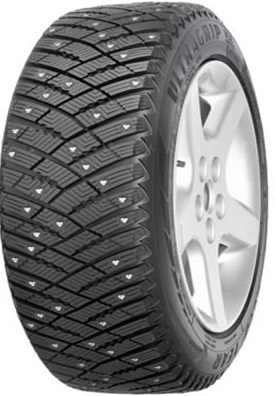 215/60/17 GOODYEAR Ultra Grip Ice Arctic Suv 100T
